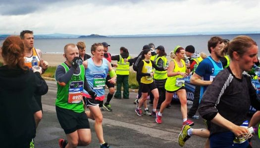 Scottish Half Marathon and 10k